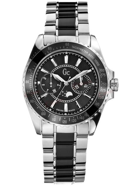 Guess Collection Ceramics guess collection gc black ceramic callendar i41005m2