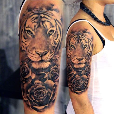 best 25 tiger tattoo ideas on pinterest