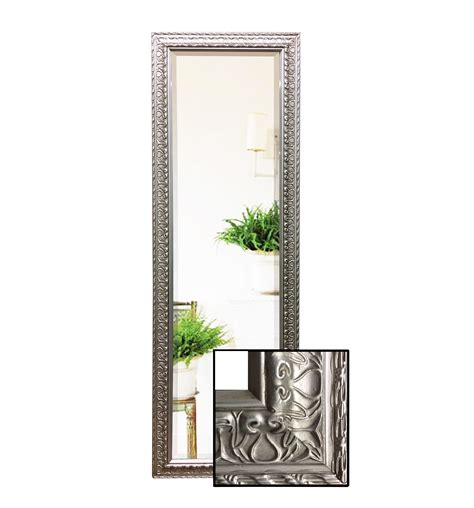 high quality silver full length cheval mirror humble home high quality silver full length mirror humble home