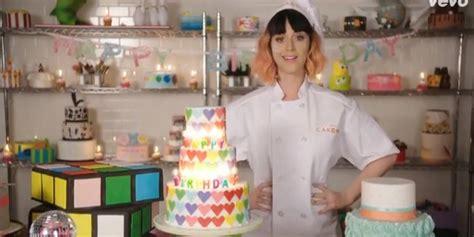 birthdate katy perry katy perry s birthday lyric video overdoses on sweets