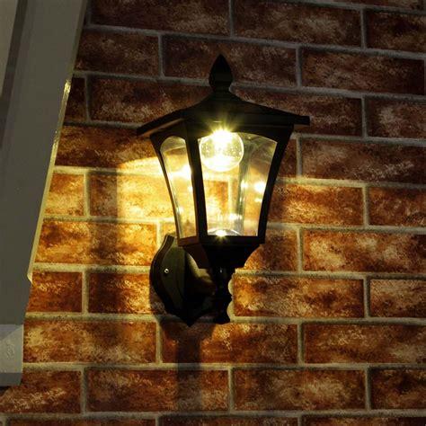 Festive Outdoor Lights Outdoor Solar Wall Light 34cm