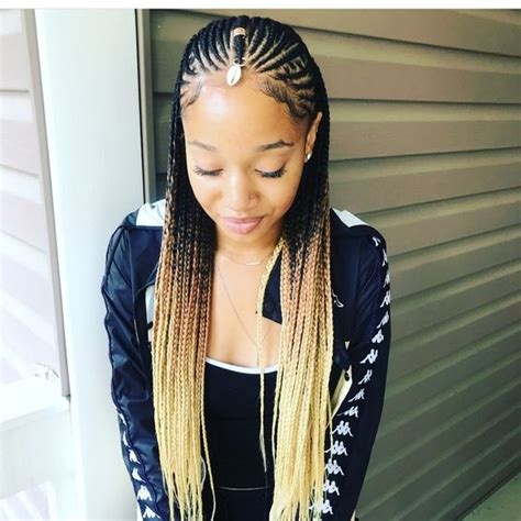 single braids with color 35 tribal braids hairstyles