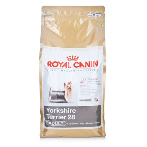 royal canin for yorkies reviews royal canin breed health nutrition terrier chemist direct