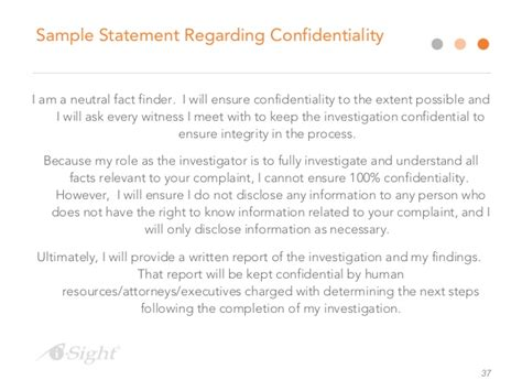 sexual harassment investigation report template sle sexual harassment investigation report sexual