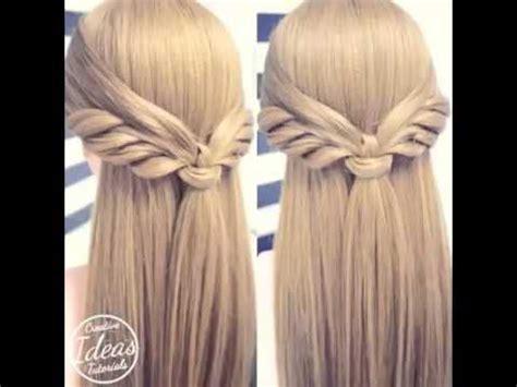 Ikat Rambut Donat 2 hair tie cara ikat rambut