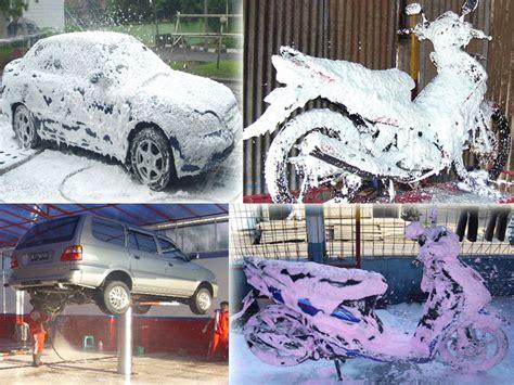 Alat Buka Usaha Cuci Motor usaha cuci motor dan mobil ujian akfar isfi