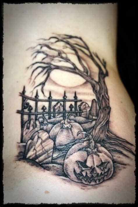 halloween tattoo design designs 28