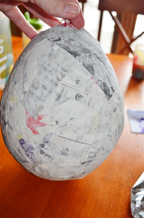 How To Make Glue For Paper Mache With Flour - paper mache penguin project for classrooms