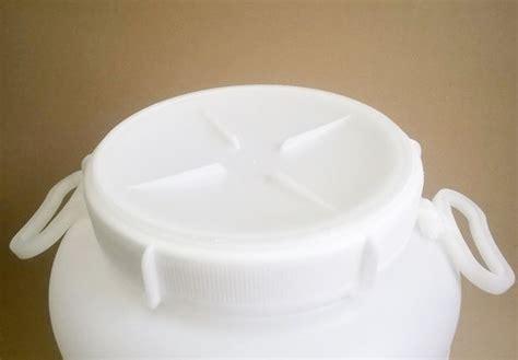 bidoni per alimenti plastica bidoni plastica bocca larga