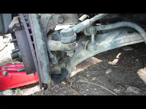 Universal Joint T Hiace how to replace joint toyota corolla years 1995 to