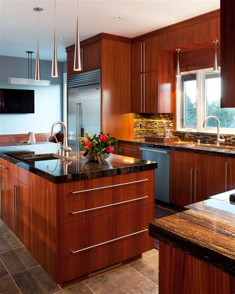 mahogany kitchen designs mahogany kitchen