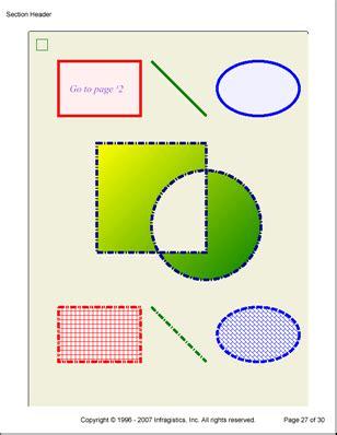 canvas layout engine canvas ignite ui help