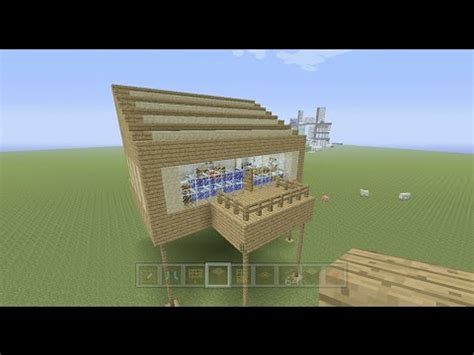 Two Bedroom Minecraft House Building Sty S House 1 5 Bedroom Part 2 Of 2