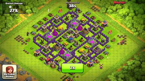 clash of clans strategy level 7 farming base design town hall th7 farming base chief pat www pixshark com images