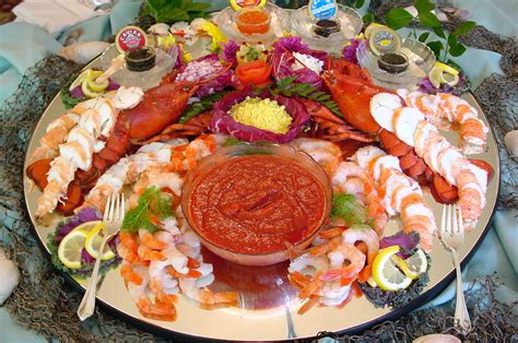 image gallery seafood