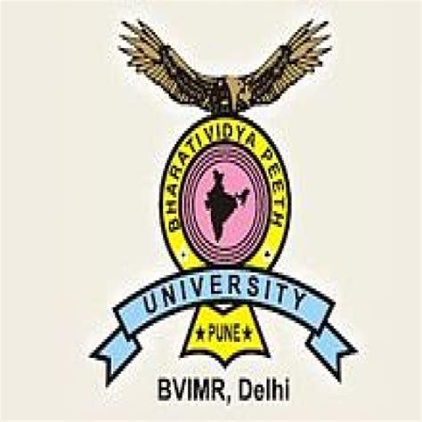 Bharati Vidyapeeth Pune Mba Fee Structure by Bvimr Delhi Fees Structure Bharati Vidyapeeth Institute