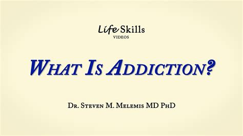 What Is Meant By The Term Detox by What Is Addiction Definition Simple Test And Causes