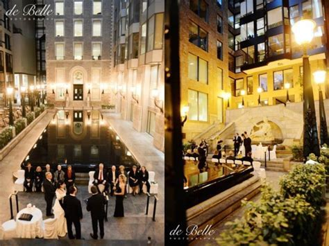 Anna & Drew?s Luxury Old Montreal Wedding   Montreal