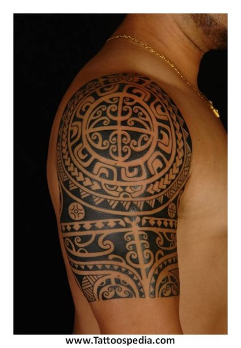 aztec shoulder tattoo aztec tattoos