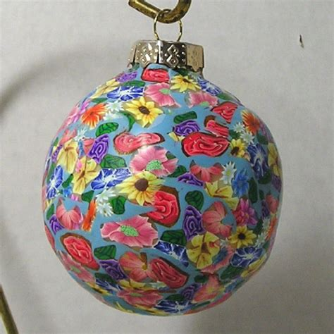Handmade Ornaments For - handmade polymer clay ornament crafts for