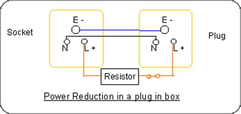 resistor calculator for voltage reduction reduced power