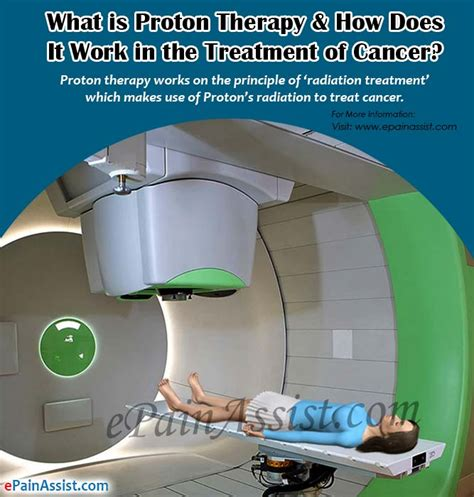 Proton Beam Radiation Therapy by What Is Proton Therapy How Does It Work In The Treatment