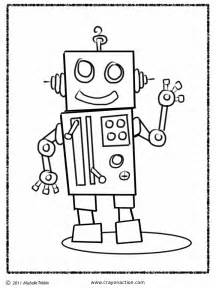 robot coloring pages robot coloring page crayon coloring pages