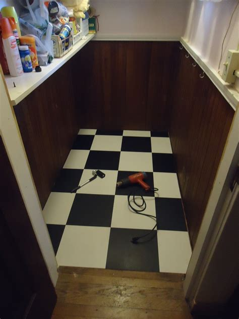 checkerboard pattern vinyl flooring checkerboard flooring installing dry back vinyl tile