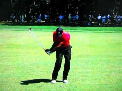 tiger woods wedge swing 1080p hd adam scott 2012 wedge golf swing 9 europea