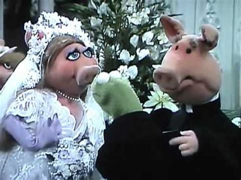 miss piggy and kermit wedding the wedding s of miss piggy and kermit the frog