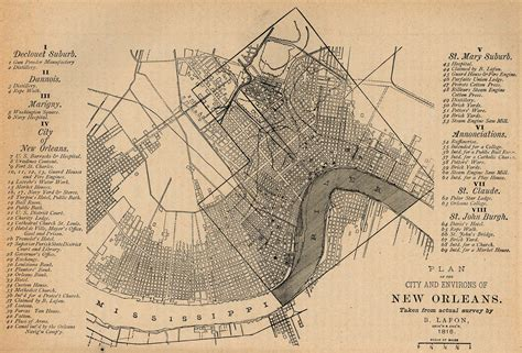 new orleans historical maps louisiana maps perry casta 241 eda map collection ut