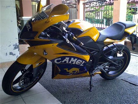 Mono Shock Byson Shockbreaker Byson Tkd Japan 2011 Modification Minerva Megelli 250r Motorcycle Motors