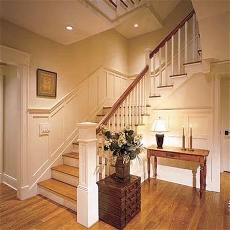 lesson wainscoting  paneling coats homes highland