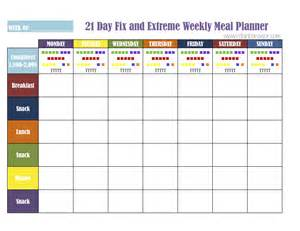 search results for 21 day printable meal plan calendar