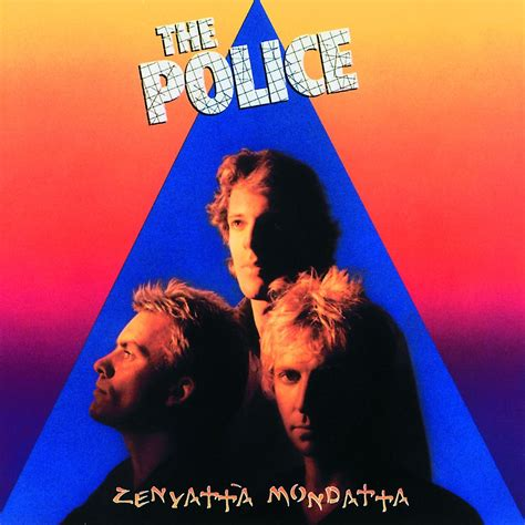 Kitchen Sink Covers - the police zenyatta mondatta mr hipster