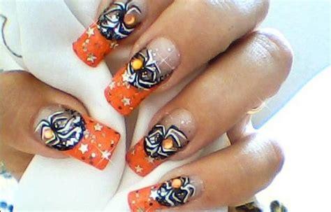 imagenes de uñas pintadas para halloween u 241 as de halloween dise 241 os decoraciones im 225 genes