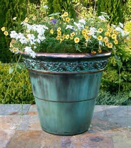 pacific arts crafts large frieze planter in planters
