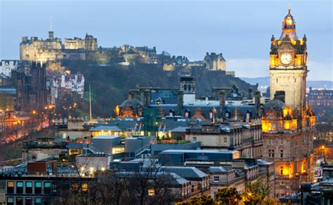 edinburgh the best of edinburgh for stay travel books edinburgh glasgow reported as most haunted cities in the