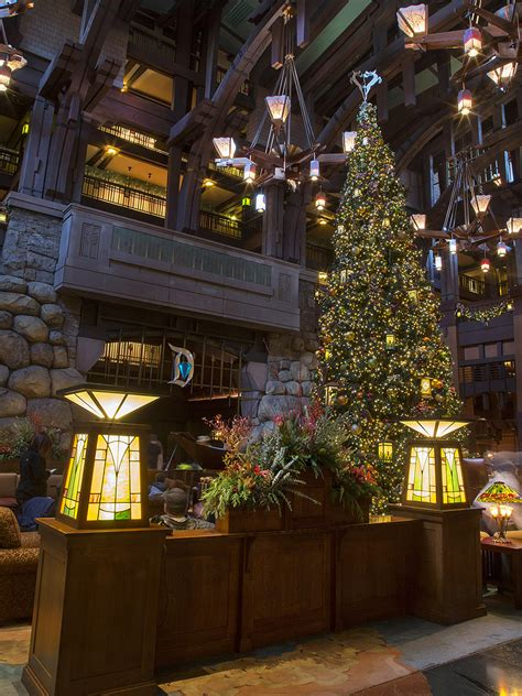 enjoy the holidays at the hotels of the disneyland resort disney parks
