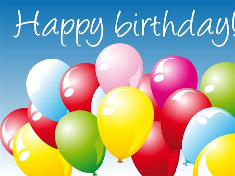 Happy Birthday by The Collection Of Impressive And Touching Birthday Wishes