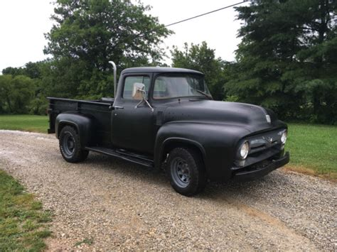 250 Ford Truck 1956 Ford F250 F 250 F100 F 100 Truck For Sale