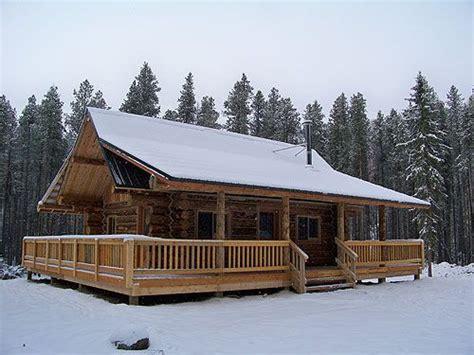 Montana Mobile Cabins by Montana Mobile Cabins Tour Log Cabins