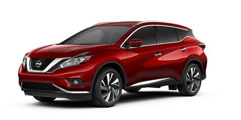 nissan murano 2017 red what are the color options for the 2017 nissan murano