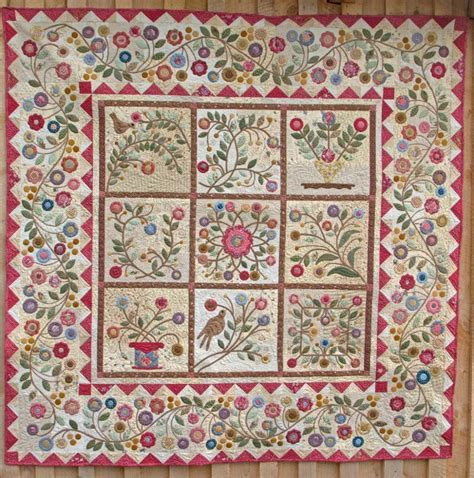 Way Quilt by Rambling Ways Quilt Border Part Two By Pine Valley Craftsy