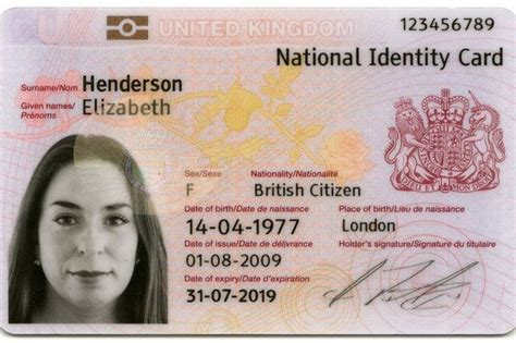 american id card template calais migrant crisis means id cards are now quot essential