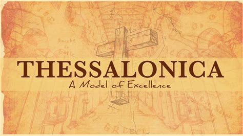 thessalonians chapter