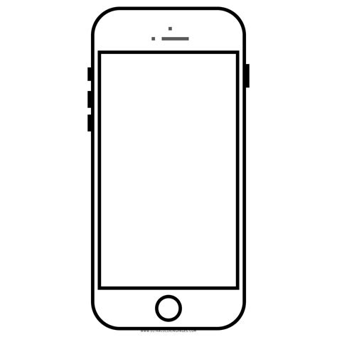 Iphone 8 Coloring Page by Iphone 6 Plus Disegni Da Colorare Ultra Coloring Pages
