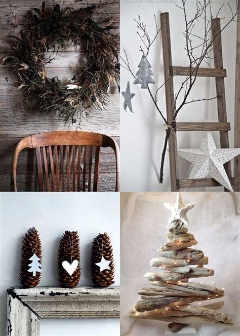modern rustic christmas decor blue bergitt