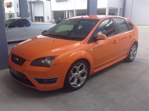 xr5 ford focus ford focus xr5 turbo carsales