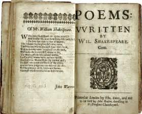 shakespeare s sonnets the shakespeare blog